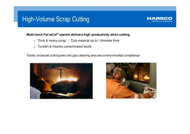 Steel Mill Services For Integrated Steelmakers