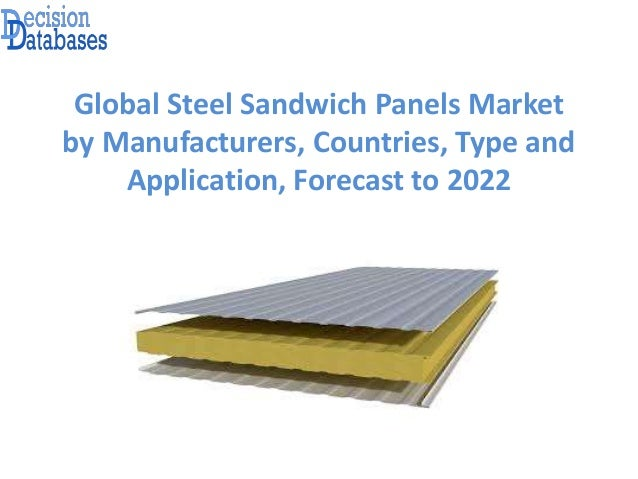 Global Steel Sandwich Panels Market Analysis Report 2017-2022