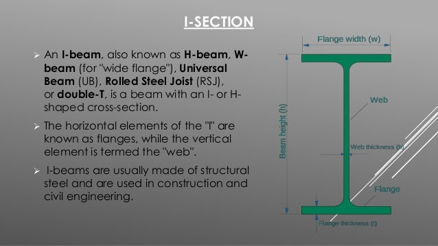 Steel sections in metro construction