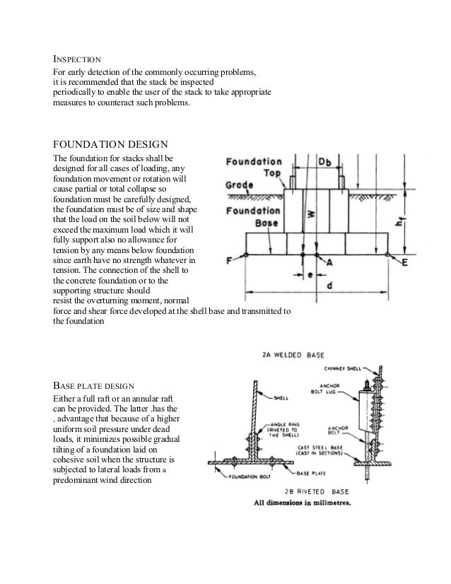 design of steel tanks pdf