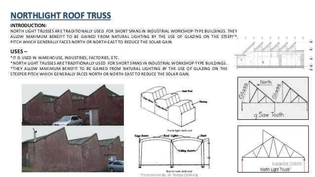 ... 10. INTRODUCTION: NORTH LIGHT TRUSSES ...