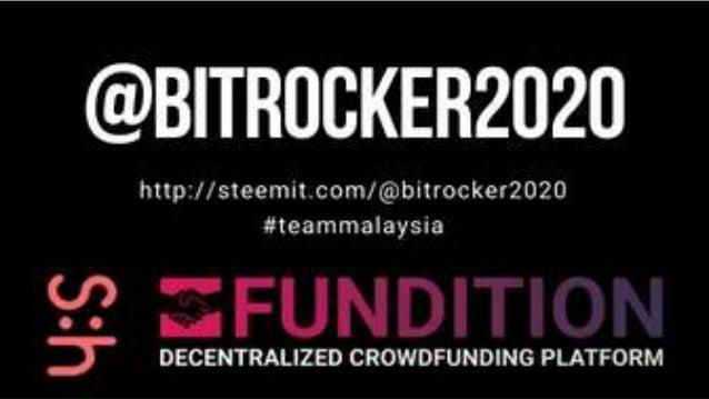 1 www.steemit.com � 2018 The worlds best blogging blockchain Hi !Before you start falling asleep