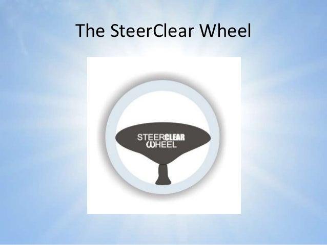 SteerClear Wheel Introduction Slide 2