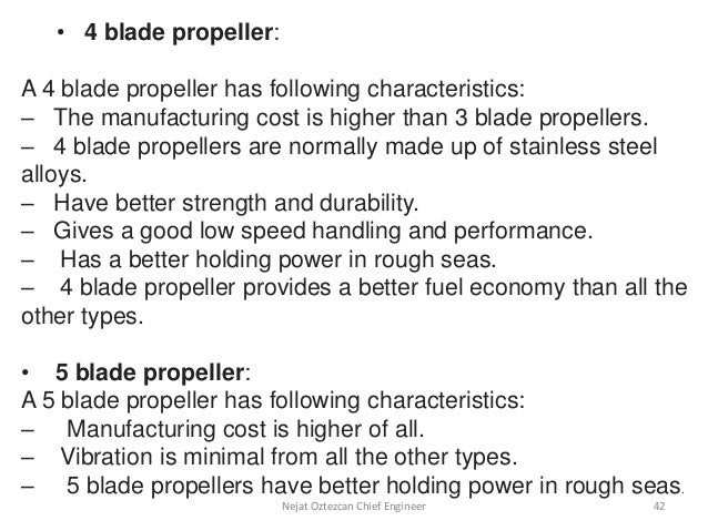 Steering gears and rudders -propellers