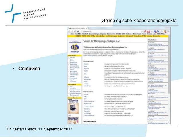Vielen Dank für Ihre Aufmerksamkeit! Referent: Dr. Stefan Flesch Archiv der Ev. Kirche im Rheinland Hans-Böckler-Str.7 404...