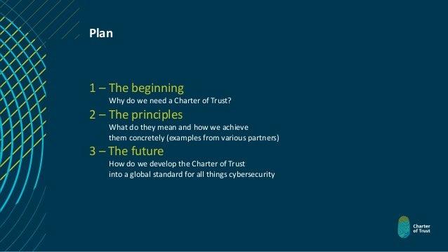 The Charter of Trust Slide 2