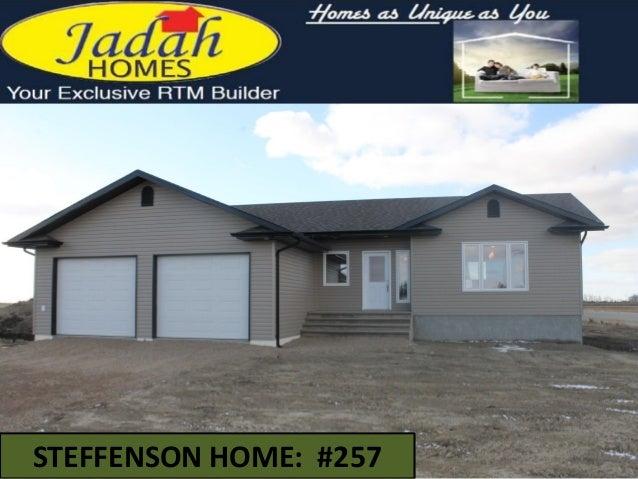 STEFFENSON HOME: #257