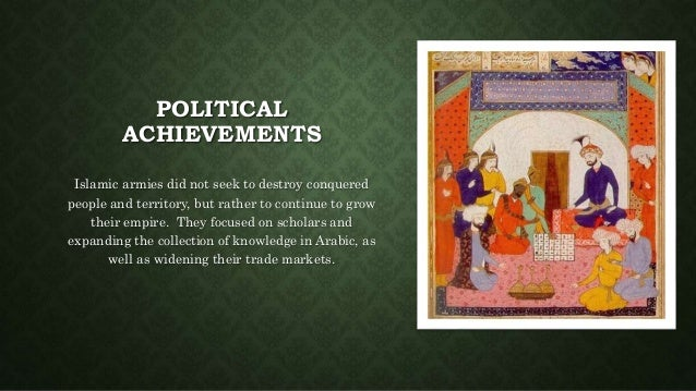 golden age achievements The islamic golden age may be recognized for its remarkable advancements in science and technology, but that doesn't mean those were the only fields that prospered during this time literature and the arts grew to staggering heights as classic works arose and beautiful innovative designs were.