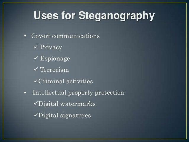 digital image steganography