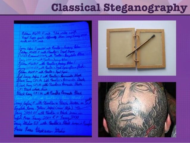 Classical Steganography