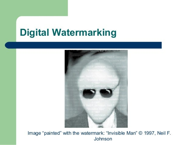 steganography cryptography and watermarking Security techniques cryptography and steganography are having wide application as watermarking is limited to having information particularly about the cover medium with the growth of computer network, security of data has become a major concern and thus.