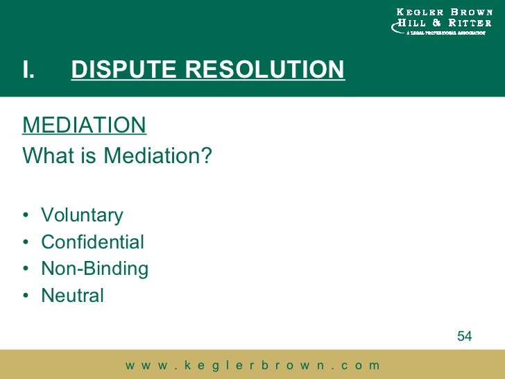 neutrality confidentiality in mediation redix argyle What are the possible consequences for the mediation process if a  neutrality  & confidentiality in mediation- redix/argyle case essay.