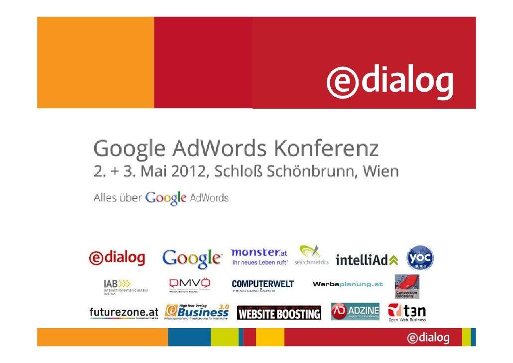 Google AdWords     Adwords                      +       in          AnalyticsGoogle Analytics