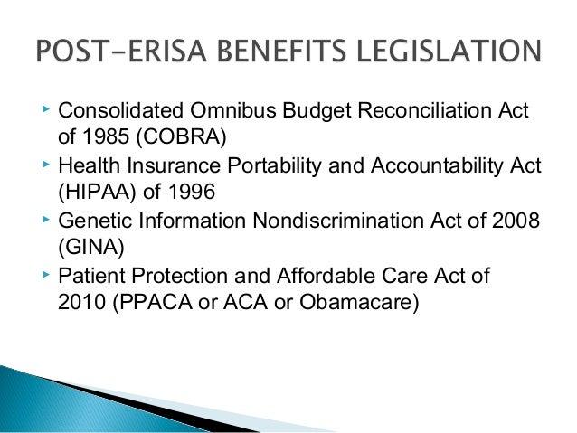 ERISA for Nonprofit CEOs