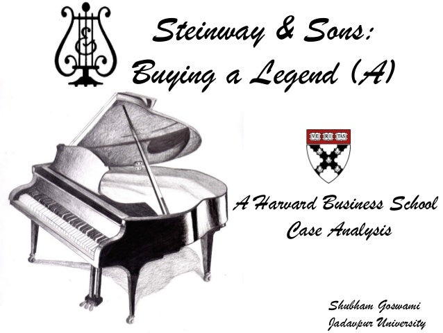 steinway sons buying a legend a