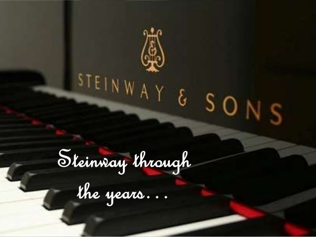 Steinway & Sons: Buying a Legend (A) Case Solution & Answer