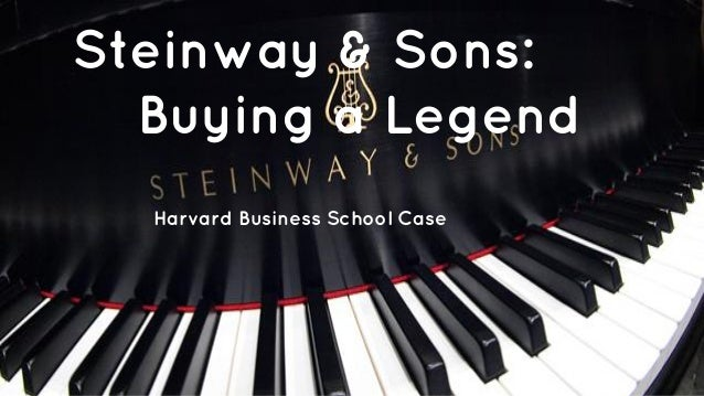 steinway and sons buying a legend a Spirio exclusive online offer now for a limited time the steinway & sons spirio  is the world's finest high resolution player piano a masterpiece of artistry and.