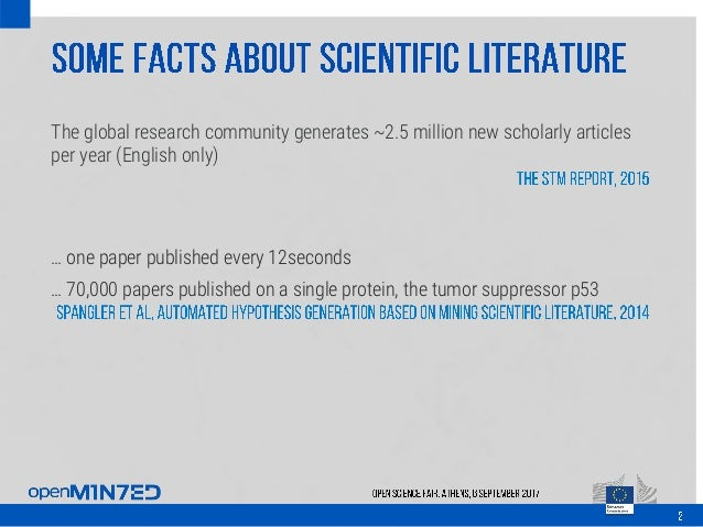 OSFair2017 training   From Open Access to Open Science: making sense of scientific content Slide 2