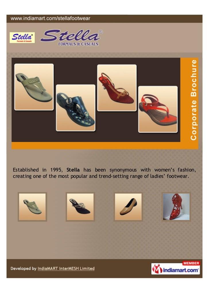 301b7c8b73b Stella Footwear, New Delhi, Ladies Footwears