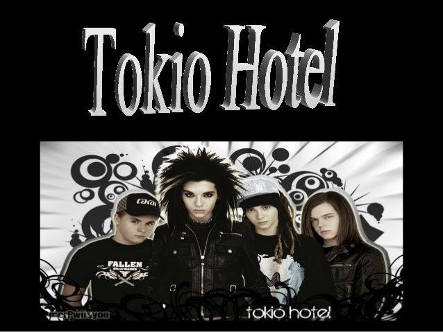 Meine lieblings Deutsche Band sind Tokio Hotel