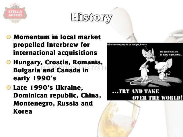 GTI in Russia Case Study Memo