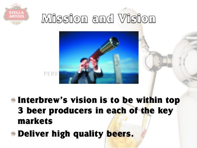 the global branding of interbrew and In 2000 a case analysis of interbrew  the analysis outlines how the organization created economies of scale by implementing a centralized global branding.