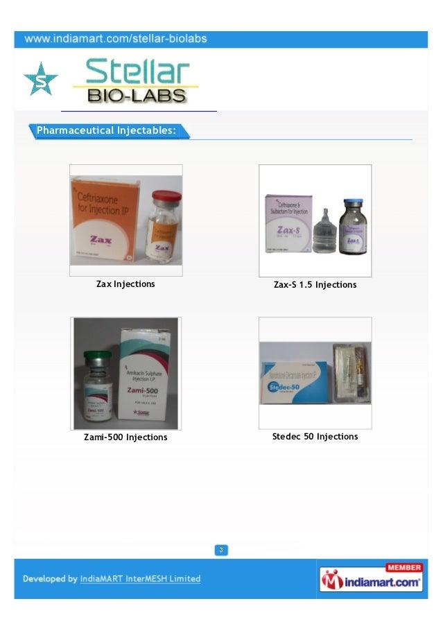 Stellar- Bio Labs, Chandigarh, Pharma Products