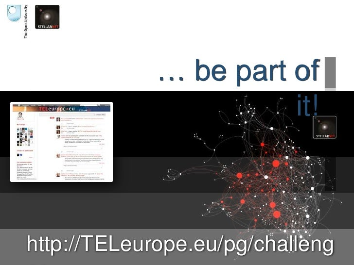 The Grand Research Challenges for TEL. A shortlist. Slide 3