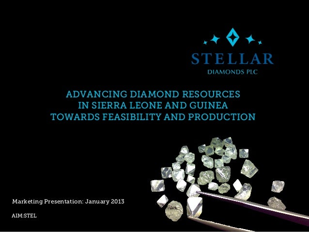 Lokoro diamonds investors presentation.