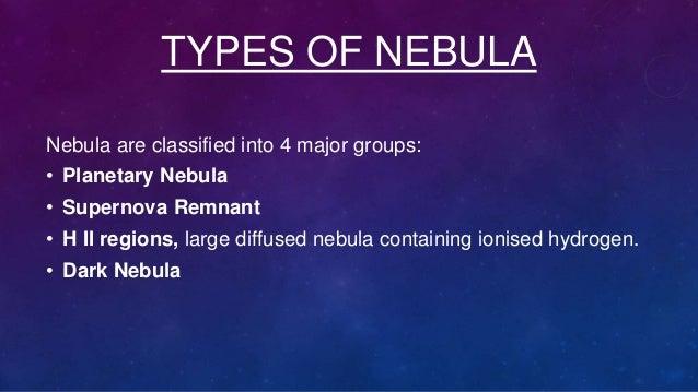 OYESTER NEBULA