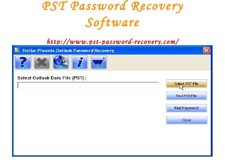 PST Password Recovery Software http://www.pst-password-recovery.com/