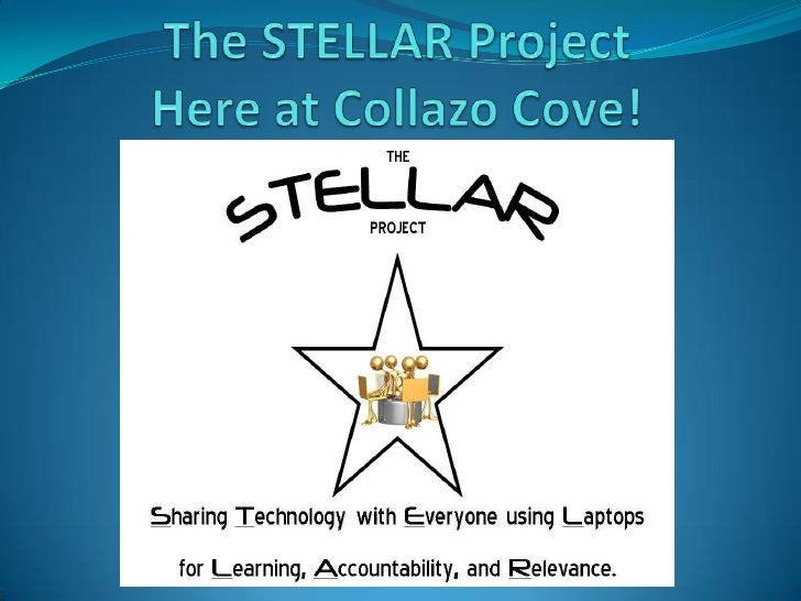 The STELLAR Project Here at Collazo Cove!<br />