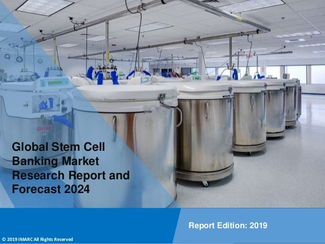 Copyright © IMARC Service Pvt Ltd. All Rights Reserved Global Stem Cell Banking Market Research Report and Forecast 2024 R...