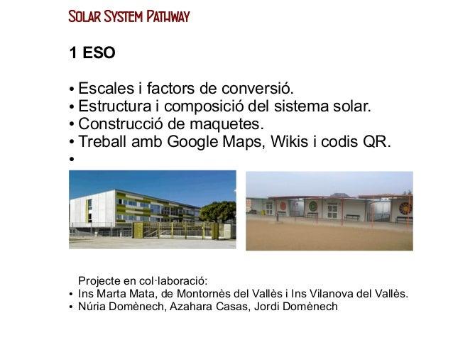 Treball per projectes integrats  de Ciència, Tecnologia i Matemàtiques (CTM) Slide 3