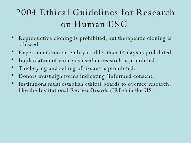 Genetic Technologies and Ethics