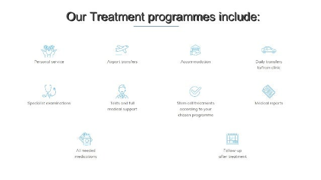 Stem Cell Therapy Centers in Europe | Stem Cell Treatment Programs 20…