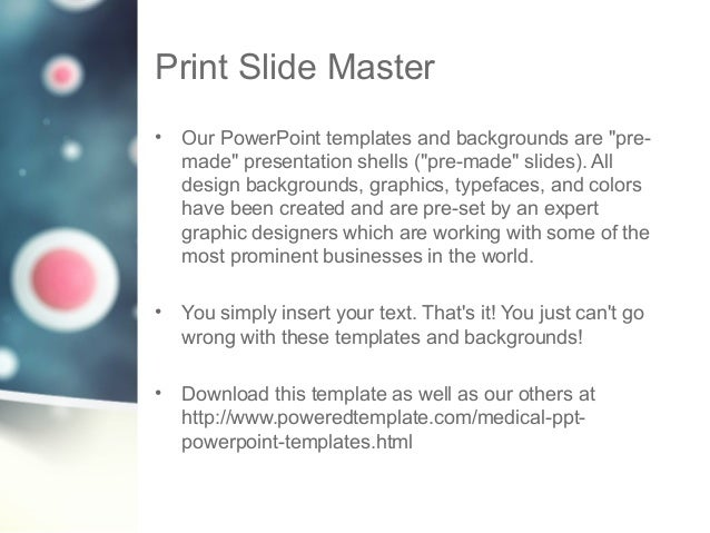 Stem cells powerpoint template 3 print slide master our powerpoint templates toneelgroepblik Image collections