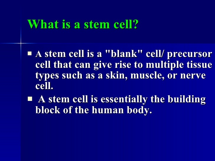stem cell technology International stem cell corporation (isco) is a publicly traded biotechnology company with a powerful new stem cell technology called human parthenogenetic activation that promises to significantly advance the field of regenerative medicine.