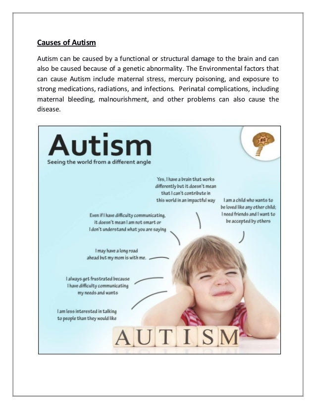 Stem Cell Therapy For Autism At Neurogen Brain And Spine
