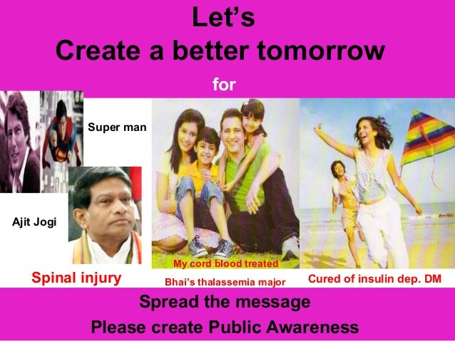 Only company in India with 9 type of stem cell banking and treatment through Reecure 50 centres spread across India Mr. Aj...