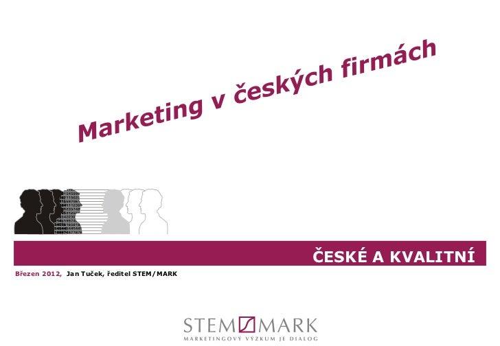 ČESKÉ A KVALITNÍ                                            ČESKÉ A ČESKÉ A KVALITNÍ                                      ...