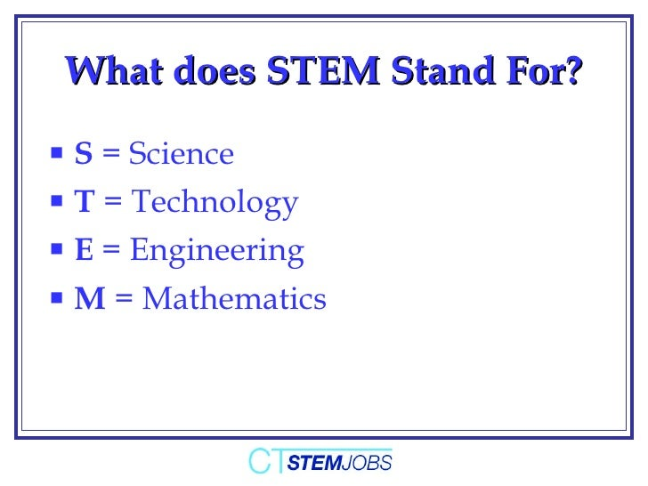The World Of Science Technology Engineering Amp Math Stem