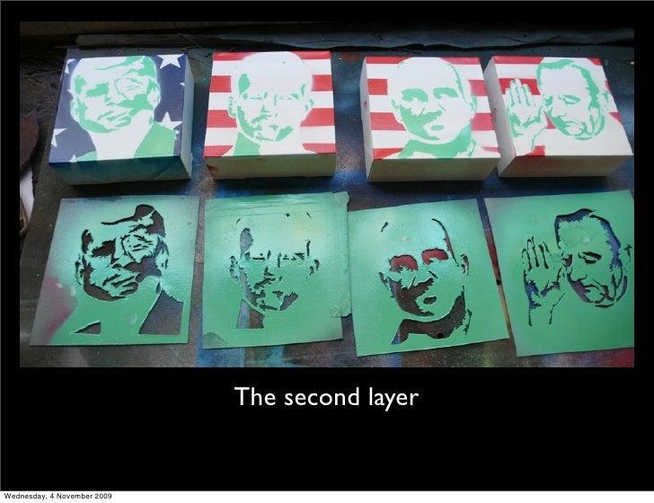 Stencil Art: Multi-Layer Stencils
