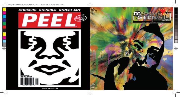 REVISTA STENCILBTA_5.indd, Spread 1 of 12 - Pages (24, 1) 08/05/2007 22:36         24   Stencil Bogotá. Edicion No.1      ...