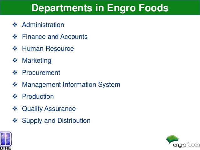 engro foods strategic management عرض ملف muhammad farooq shaikh,  one of the 12 business graduates chosen from about 1200 students from iba and lums to be part of engro foods limited's first management trainee program rotation as area sales manager- karachi region rotation as business analyst –finance and planning,  strategic management of.