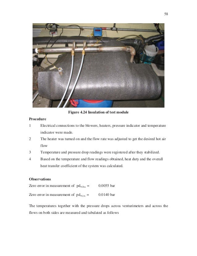 Stenter exhaust heat recovery for combustion air preheating