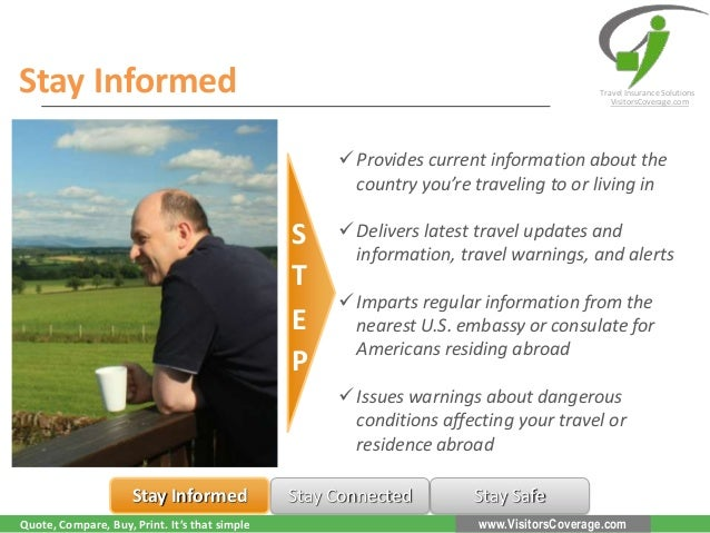 Travel Insurance Us Citizen Living Abroad