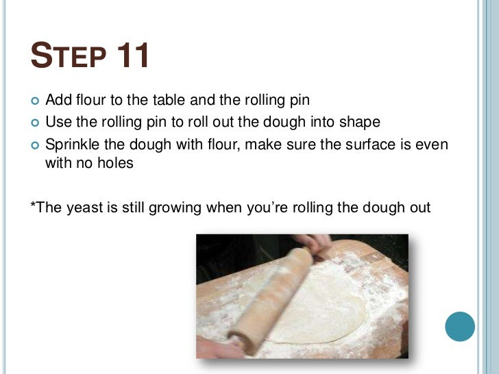 Step By Pizza Guide