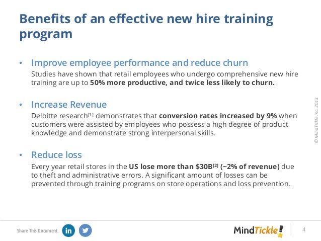 a guide to new employee indoctrination Use this new hire training checklist as part of your onboarding process to help new employees transition smoothly into their roles  get the guide.