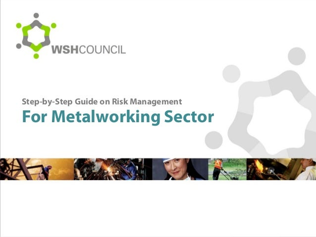 Step-by-Step Guide on Risk ManagementFor Metalworking Sector